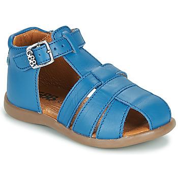 Pantofi Băieți Sandale  GBB FARIGOU Albastru