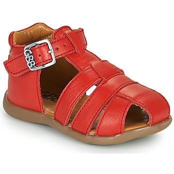 Pantofi Băieți Sandale  GBB FARIGOU Roșu