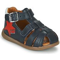 Pantofi Băieți Sandale  GBB GARDOU Albastru