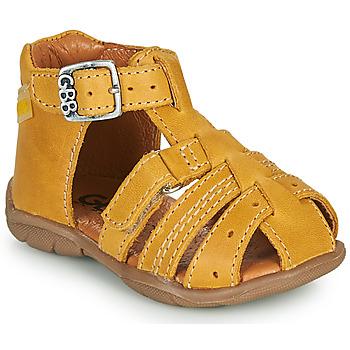 Pantofi Băieți Sandale  GBB ARIGO Galben