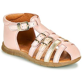 Pantofi Fete Sandale  GBB PERLE Roz