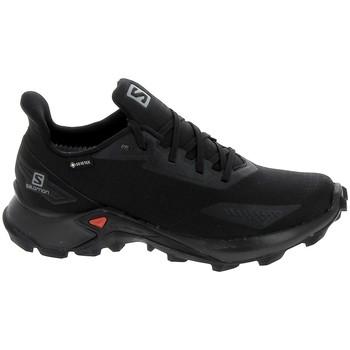 Pantofi Pantofi sport Casual Salomon Alphacross Blast GTX Noir Negru