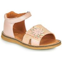 Pantofi Fete Sandale  GBB SATIA Roz