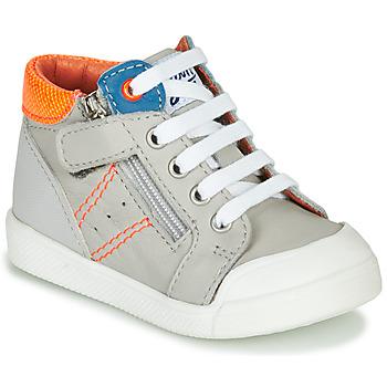 Pantofi Băieți Pantofi sport stil gheata GBB ANATOLE Gri