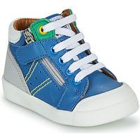 Pantofi Băieți Pantofi sport stil gheata GBB ANATOLE Albastru