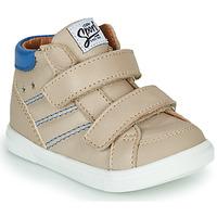 Pantofi Băieți Pantofi sport stil gheata GBB MORISO Bej