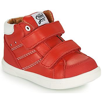 Pantofi Băieți Pantofi sport stil gheata GBB MORISO Roșu