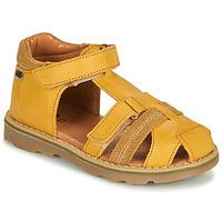 Pantofi Băieți Sandale  GBB MITRI Galben