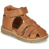 Pantofi Băieți Sandale  GBB MITRI Maro
