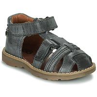 Pantofi Băieți Sandale  GBB SEVILLOU Gri
