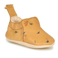 Pantofi Copii Papuci de casă Easy Peasy BLUMOO Coniac