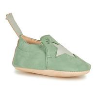 Pantofi Copii Papuci de casă Easy Peasy BLUMOO ETOILE Verde