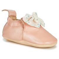 Pantofi Fete Papuci de casă Easy Peasy BLUMOO NOEUD Roz