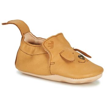 Pantofi Copii Papuci de casă Easy Peasy BLUMOO CHIEN Coniac