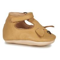 Pantofi Copii Papuci de casă Easy Peasy LOULOU CHIEN Maro