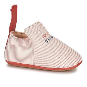 Pantofi Copii Papuci de casă Easy Peasy BLUBLU Roșu