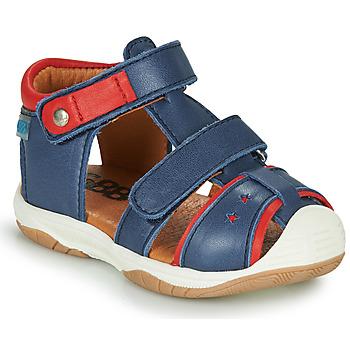 Pantofi Băieți Sandale  GBB EUZAK Albastru