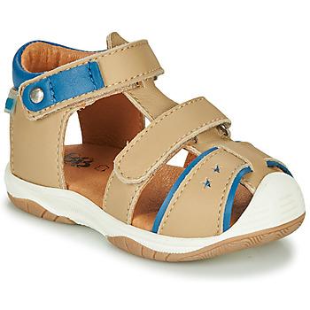 Pantofi Băieți Sandale  GBB EUZAK Bej