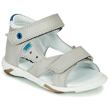 Pantofi Băieți Sandale  GBB OBELO Gri