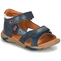 Pantofi Băieți Sandale  GBB OBELO Albastru