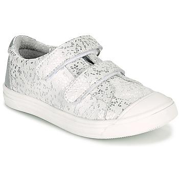 Pantofi Fete Pantofi sport Casual GBB NOELLA Alb