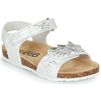 Pantofi Fete Sandale  GBB FAZZI Argintiu