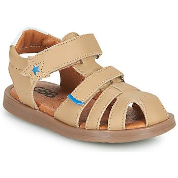Pantofi Băieți Sandale  GBB MARINO Bej