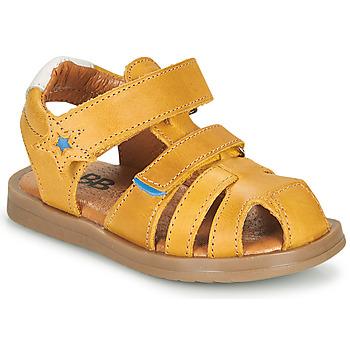 Pantofi Băieți Sandale  GBB MARINO Galben