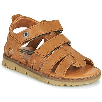 Pantofi Băieți Sandale  GBB JULIO Maro