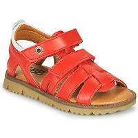 Pantofi Băieți Sandale  GBB JULIO Roșu