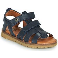 Pantofi Băieți Sandale  GBB JULIO Albastru