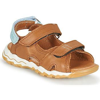 Pantofi Băieți Sandale  GBB DIMOU Maro