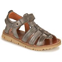 Pantofi Băieți Sandale  GBB PATHE Gri