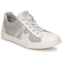 Pantofi Fete Pantofi sport Casual GBB DANNI Alb / Argintiu