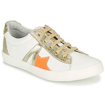 Pantofi Fete Pantofi sport Casual GBB DANNI Alb