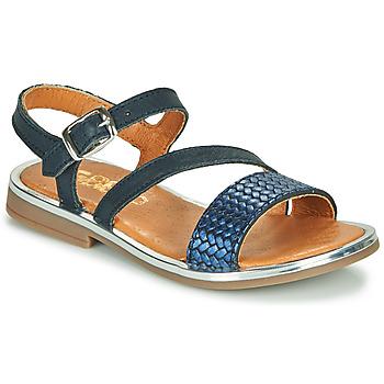 Pantofi Fete Sandale  GBB FANA albastru