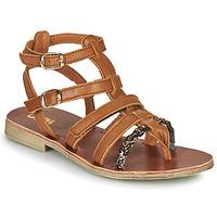 Pantofi Fete Sandale  GBB NOVARA Maro