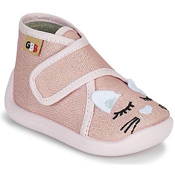 Pantofi Fete Papuci de casă GBB APODIE Roz