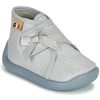 Pantofi Fete Papuci de casă GBB APODIE Gri
