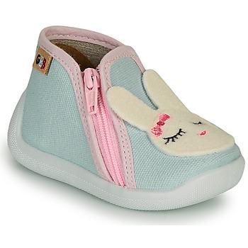 Pantofi Fete Papuci de casă GBB APOLA Albastru