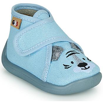 Pantofi Băieți Papuci de casă GBB APOSTIS Albastru