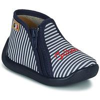 Pantofi Fete Papuci de casă GBB APOMO Alb
