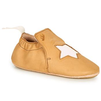 Pantofi Copii Papuci de casă Easy Peasy BLUBLU ETOILE Coniac