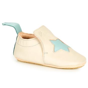 Pantofi Copii Papuci de casă Easy Peasy BLUBLU ETOILE Bej
