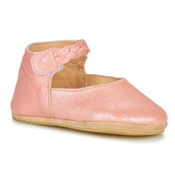 Pantofi Fete Papuci de casă Easy Peasy BLUBLU DANCE Roz