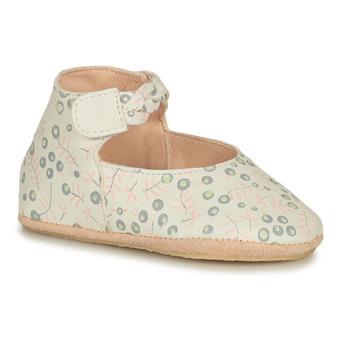 Pantofi Copii Papuci de casă Easy Peasy BLUBLU DANCE Alb