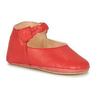 Pantofi Fete Papuci de casă Easy Peasy BLUBLU DANCE Roșu