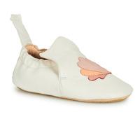 Pantofi Copii Papuci de casă Easy Peasy BLUBLU COQUILLE Alb