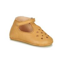 Pantofi Copii Papuci de casă Easy Peasy LILLOP Maro