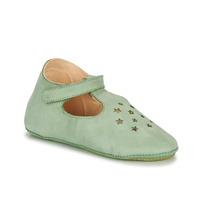 Pantofi Copii Papuci de casă Easy Peasy LILLOP Verde